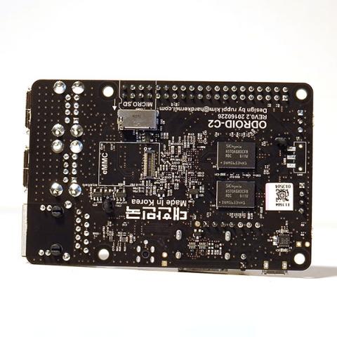 Купить Одноплатный мини-компьютер ODROID-C2   интернет-магазин Onpad