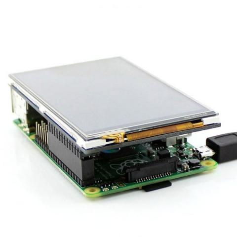 3.5 hdmi 480x320 lcd display screen for raspberry pi